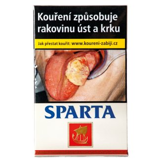 Sparta Classic Cigarettes with Filter 20 pcs