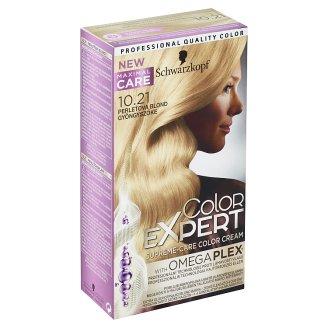 Schwarzkopf Color Expert barva na vlasy Perleťová Blond 10.21