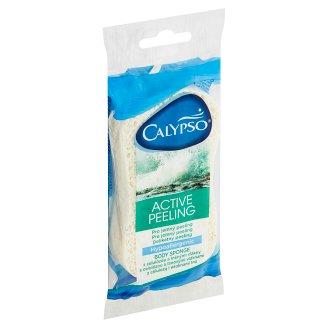 Calypso Natural Active Body Scrub Sponge with Microparticles