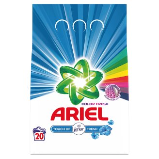 Ariel Touch Of Lenor Fresh Prací Prášek 1.5kg 20Praní