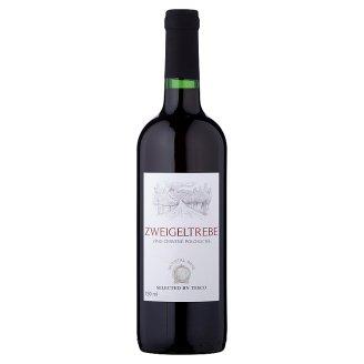Zweigeltrebe víno červené polosuché 750ml