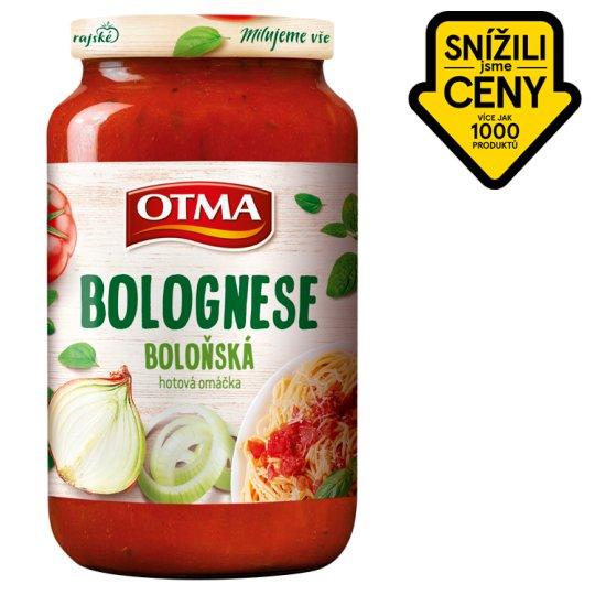 Otma Gurmán Boloňská zeleninová hotová omáčka 350g