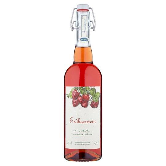 Hauser Strawberry Wine 0.75L
