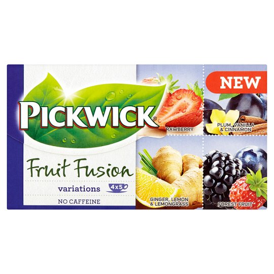 Pickwick Fruit Fusion Variations 38,75g