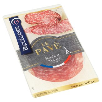 Brocéliande Francouzský bagetový salám le pavé 100g