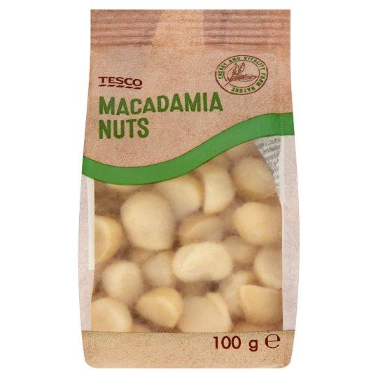 Tesco Makadamové ořechy jádra 100g