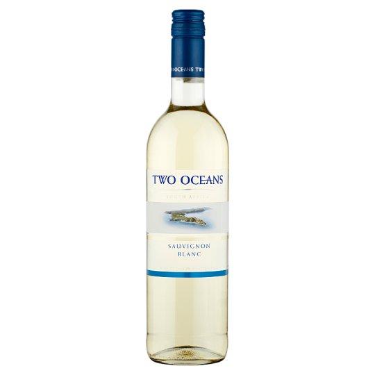 Two Oceans Sauvignon Blanc polosuché bílé víno