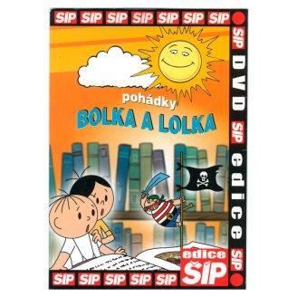 DVD Pohádky Bolka a Lolka