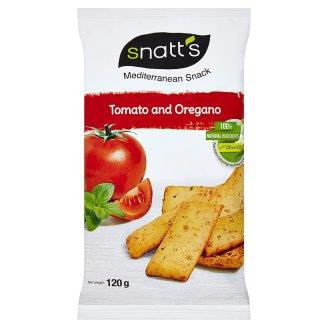Snatt's Chlebíčky s rajčaty a oreganem 120g