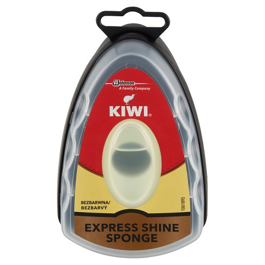 Kiwi Express Shine Sponge for Instant Shine Colorless 7ml