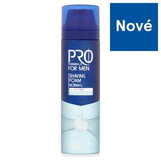 Tesco Pro Formula For Men Normal pěna na holení 200ml