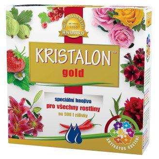 Kristalon Gold prémiové vodorozpustné hnojivo 0,5kg