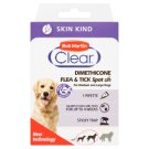 Bob Martin Clear Dimethicone Spot On for Medium and Large Dogs