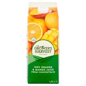 Sun Grown Pomerančová šťáva s mangovou dření z koncentrátů 2l