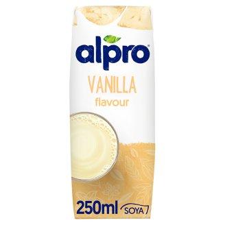 Alpro Soya Drink Vanilla Flavour 250ml