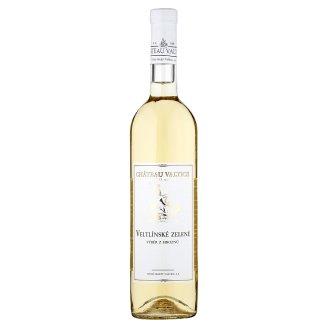 Château Valtice Veltlínské zelené výběr z hroznů víno s přívlastkem suché 0,75l