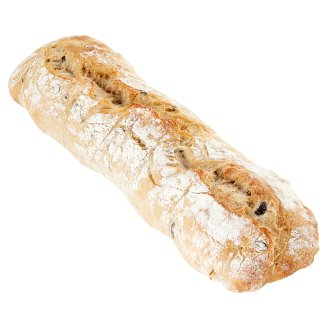 Wheat Bread with Olives 410g