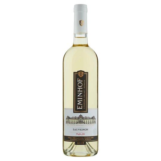 Eminhof Sauvignon bílé víno polosuché 0,75l