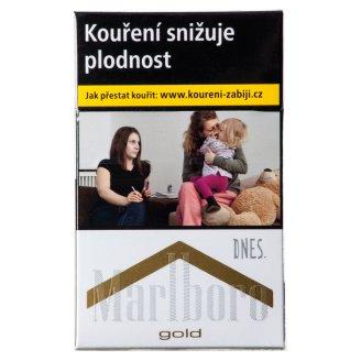 Marlboro Gold Original cigarety s filtrem 20 ks