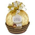 Ferrero Rocher Grand oplatky s polevou z mléčné čokolády a dutá figurka 240g