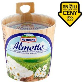 Hochland Almette Fluffy Curd Cheese 150g