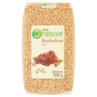 Tesco Organic Bio pohanka nepražená loupaná 500g