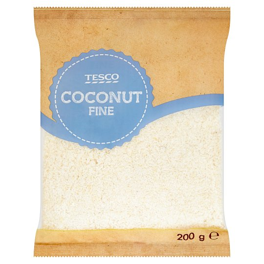 Tesco Coconut Fine 200g