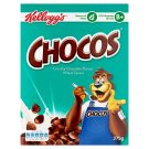 Kellogg's Chocos Crunchy Cereals with Chocolate Flavor 375g
