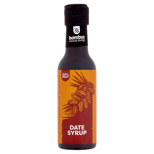 Bombus Date Syrup 300g