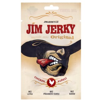 Jim Jerky Original Chicken 23g