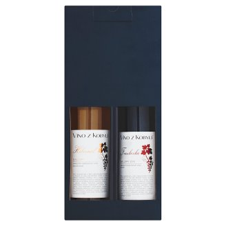Víno z Kobylí Dárkové balení vín 2 x 0,75l