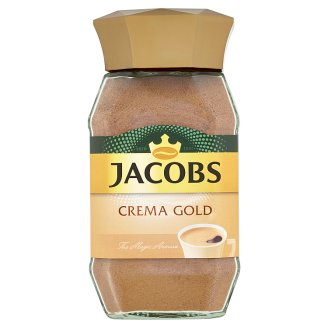 Jacobs Crema Gold Instant Coffee 200g