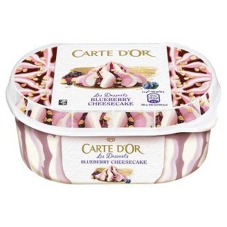 Carte d'Or Blueberry Cheesecake zmrzlina 900ml
