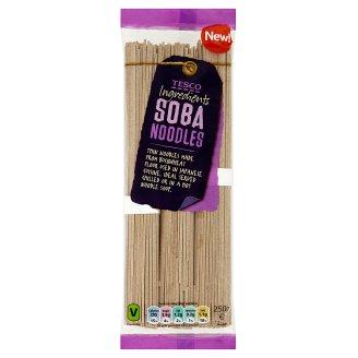 Tesco Ingredients Pohankovo-pšeničné nudle sušené bezvaječné 250g