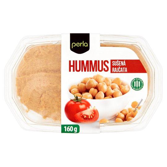 Perla Hummus Dried Tomatoes 160g