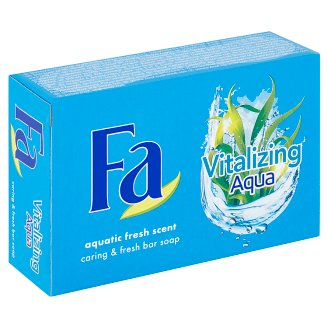 Fa Vitalizing Aqua Bar Soap 90g