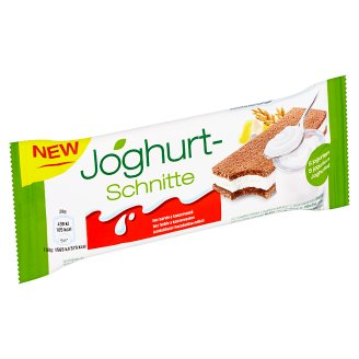 Joghurt-Schnitte Confectionery Product with Yoghurt Filling 28g