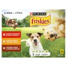 Friskies PES VitaFit Selection of Beef, Chicken and Lamb in Sauce 12 x 100g