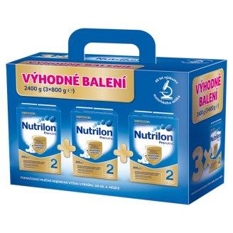 Nutrilon 2 Pronutra 3 x 800g