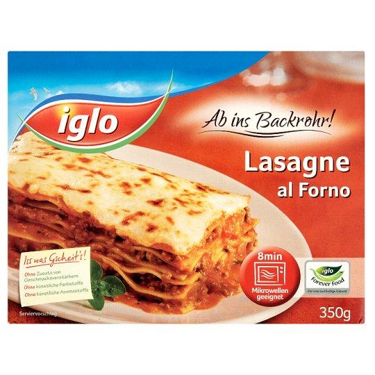 Iglo Lasagne al forno 350g