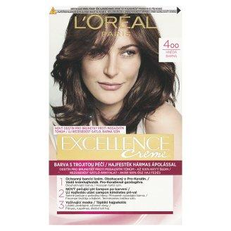 L'Oréal Paris Excellence Creme hnědá 4