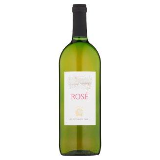Rosé Rubicone víno růžové suché 1l