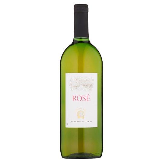 Rosé Víno růžové suché 1l