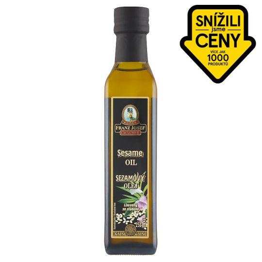 Kaiser Franz Josef Exclusive Sezamový olej 250ml