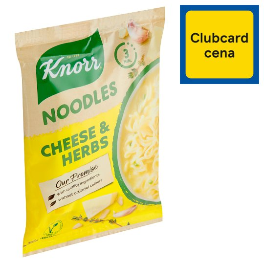 Knorr Cheese Noodle Soup 61g