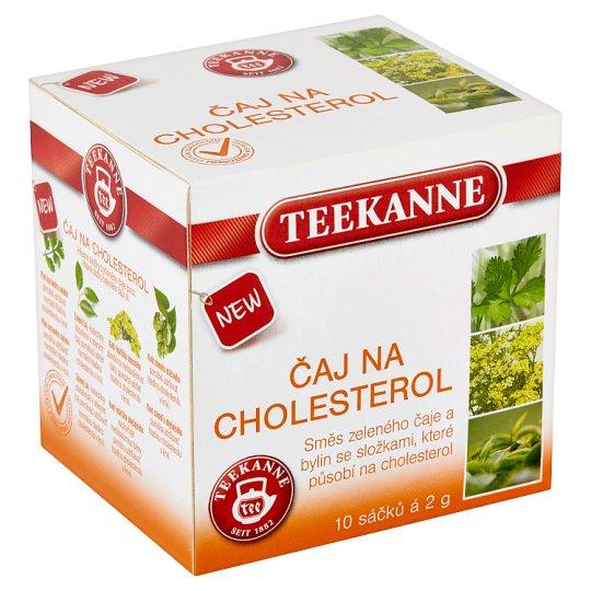 TEEKANNE Čaj na cholesterol, 10 sáčků, 20g