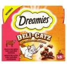 Dreamies Deli-Catz 80% hovězího 5 x 5g