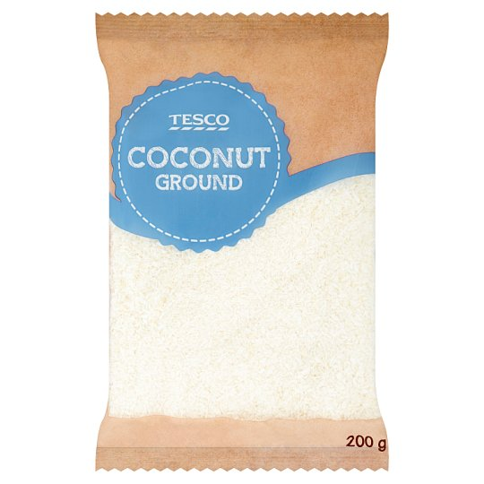 Tesco Coconut Ground 200g
