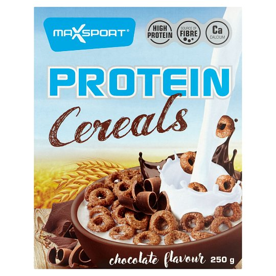 MaxSport Protein Cereals 250g
