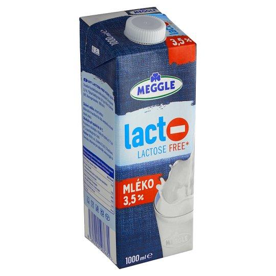Meggle Bezlaktózové mléko 1L